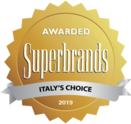 Superbrands Italy's choice 2019